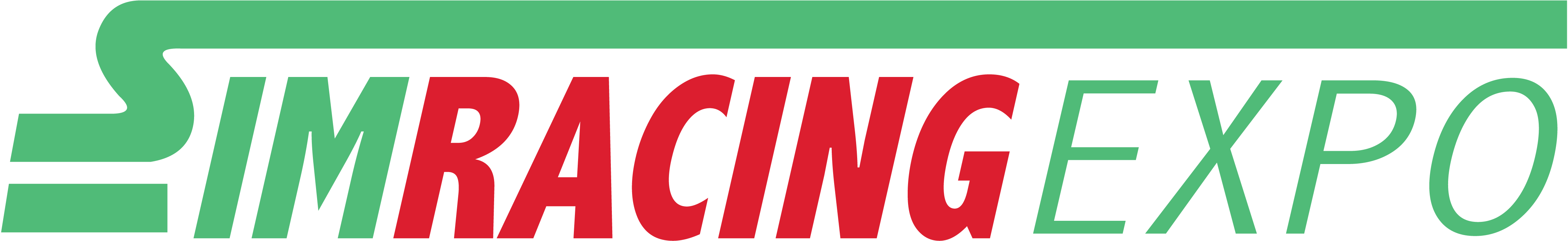 sim racing expo